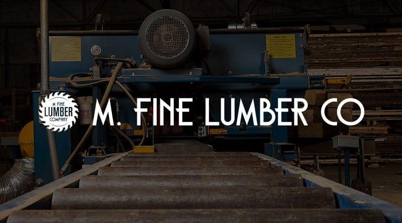 M. Fine Lumber Company