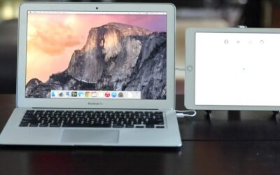 Turn Your iPad Into a Mac Display with