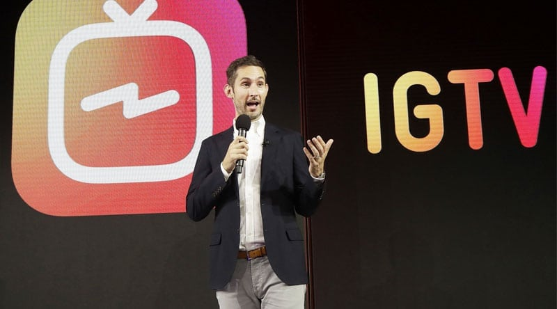 Instagram Launches IGTV App to Rival YouTube
