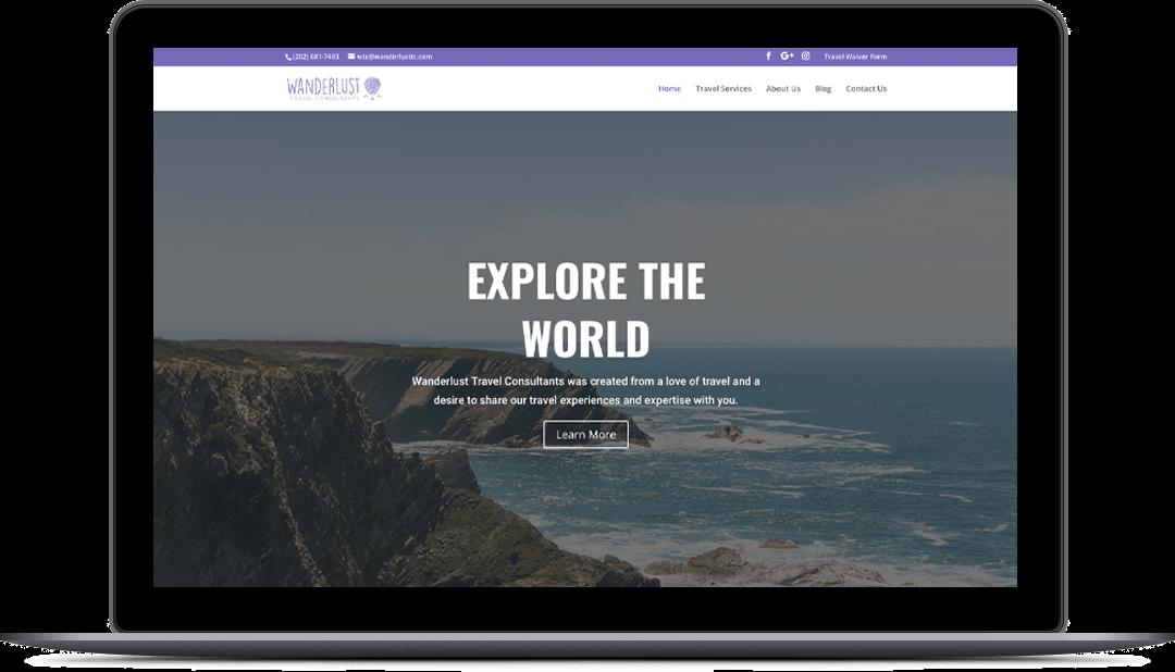 Core Health Chiropractic Website Design