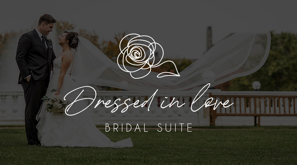 Dressed in Love Bridal Suite